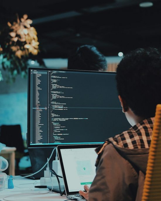 Code developpement web lu par un expert